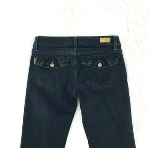 PAIGE Women Fairfak Jeans 25 X 32 Inseam 1-19
